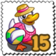 Water Games Duck Stamp-icon