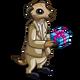 Wedding Guest Meerkat-icon