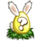 Yellow Rabbit Mystery Egg-icon