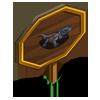 Komodo Dragon Mastery Sign-icon