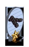 Black Licorice 1 Star Mastery Sign-icon