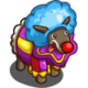 Silly Clown Sheep-icon