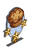 Spicy Muffin 3 Star Mastery Sign-icon