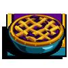 Wild Blueberry Pie-icon