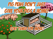 Pigpen Stay Tuned Loading Screen