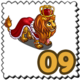Royal Lion Stamp-icon