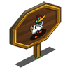 KungFu Duck Mastery Sign-icon