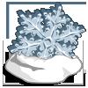Frosty Snowflake-icon
