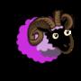 Grayish Violet Purple Ram-icon