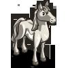 White Thoroughbred-icon