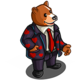 Supervisor Bear-icon