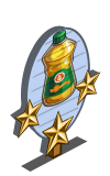 Canola Oil 3 Star Mastery Sign-icon