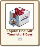 Capital One Gift