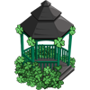 Green Gazebo-icon