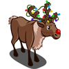 Clumsy Reindeer-icon
