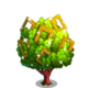 Painted Renaissance Tree-icon
