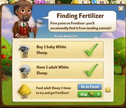 Findingfertilizer