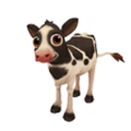 Baby Holstein Cow.png