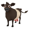 Belted Galloway Cow.png