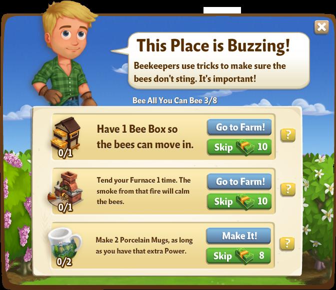 Quest BeeAllYouCanBee part3