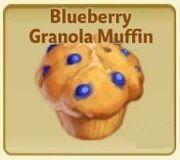 BlueberryGranolaMuffin