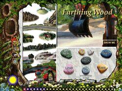 Animals of Farthing Wood CD ROM Menu