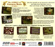 Animals of Farthing Wood CD ROM box back