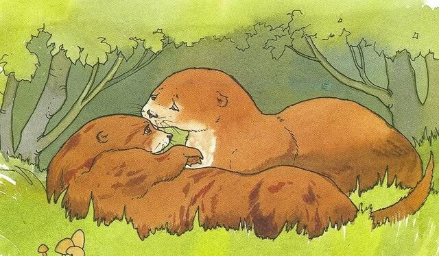 File:Lame Otter and Long-Whiskers.JPG