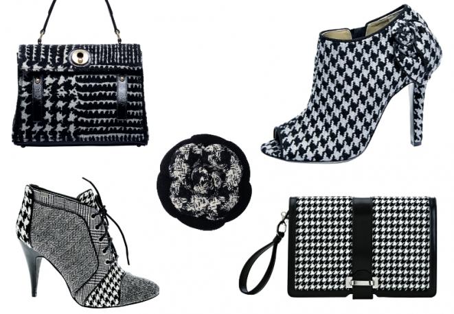Image shopping pied de poule co main image fashion wiki fand - Pied de coq pied de poule ...