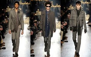 John Varvatos men's runway