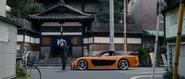 Mazda RX-7 VeilSide Fortune - Side View