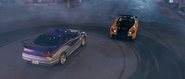 Skyline R33 GT-R & RX-7 VeilSide Fortune