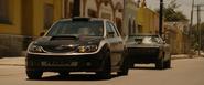Brian's Subaru & Dom's Charger - Mexico