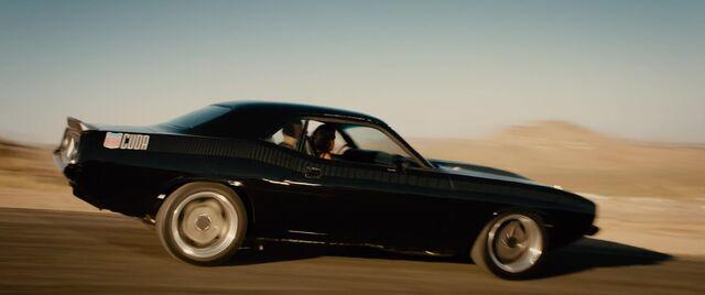 File:Toretto's 'Cuda - Side View.jpg