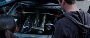 Nissan Silvia S15 (Mona Lisa) - Under the hood