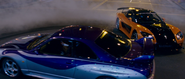 R33 Skyline GT-R & VeilSide RX-7 FD