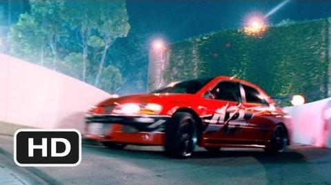 The Fast and the Furious Tokyo Drift (3 12) Movie CLIP - Mastering The Drift (2006) HD