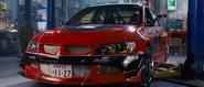 Tokyo Drift - Mitsubishi Lancer Evo IX