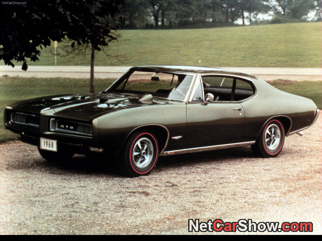 Pontiac-GTO 1968 photo 01
