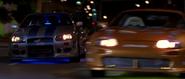 Skyline R34 GT-R vs. Supra Mk IV