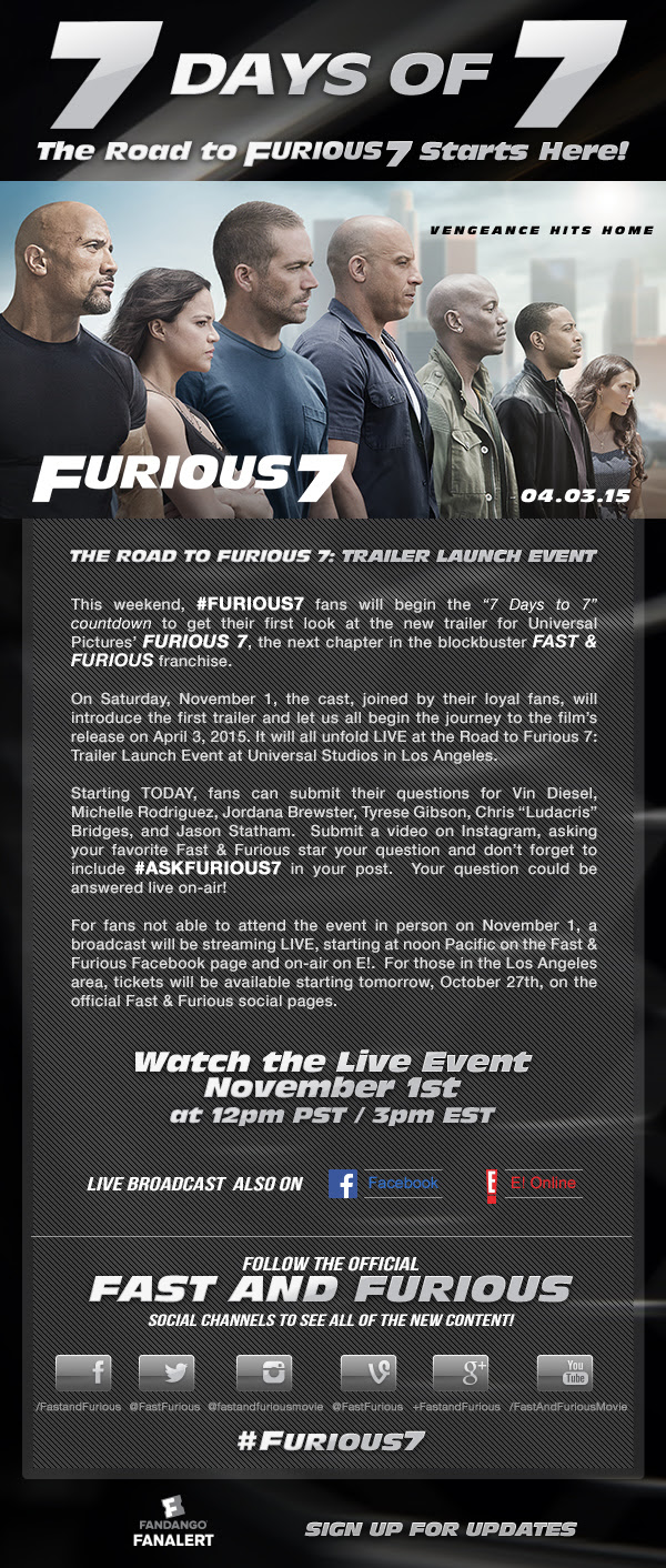 Fast-and-furious Wikia 7daysof7 Poster 001