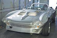 Chevrolet Corvette Grand Sport Stingray - Fast Five