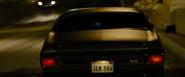 Dom's Chevelle - Rear View