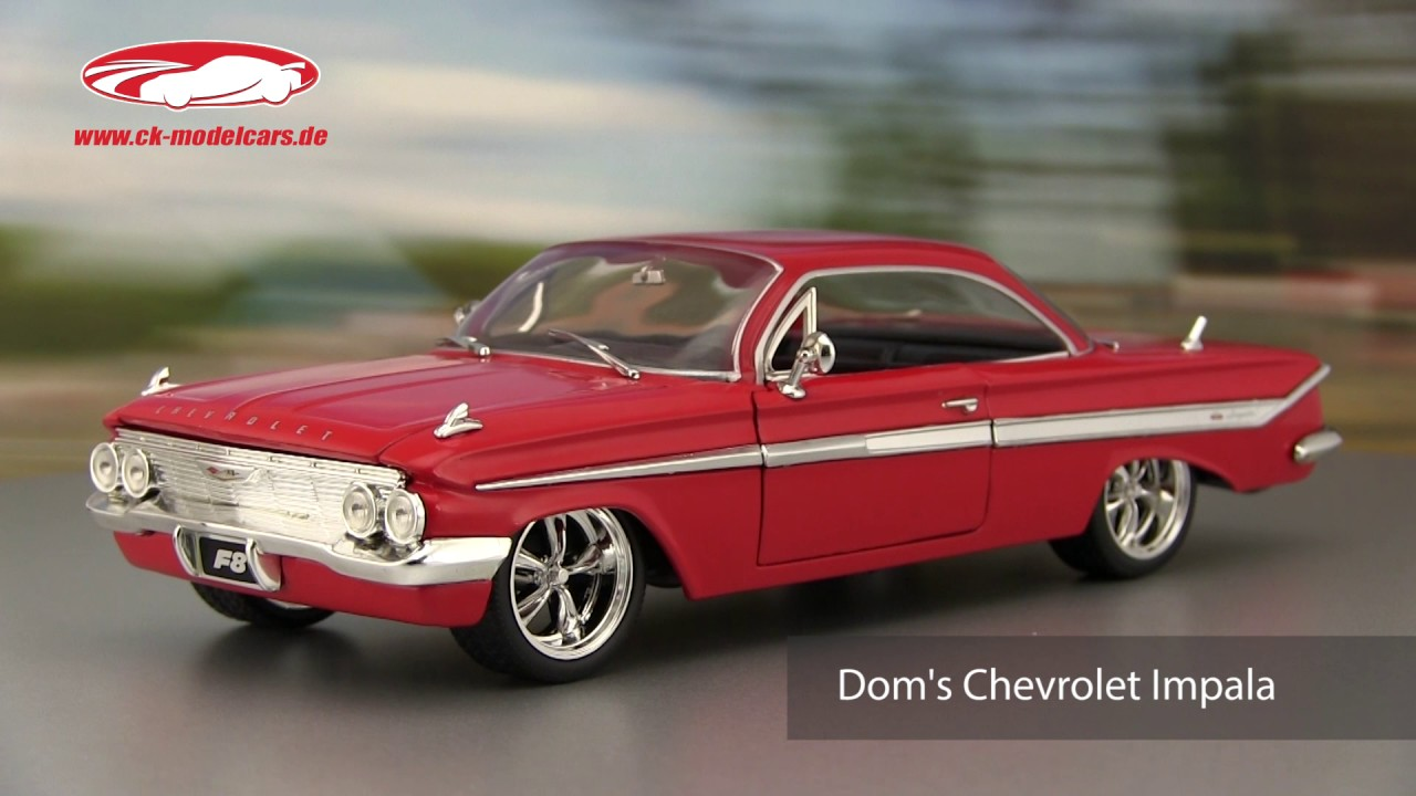 1961 Chevrolet Impala Sport Coupe   The Fast and the ...