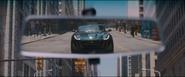 2016 Jaguar F-Type (GTX Rear View Mirror)
