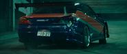 Han's Nissan Silvia S15 - Rear End Damage