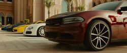 2014 Dodge Charger - Furious 7