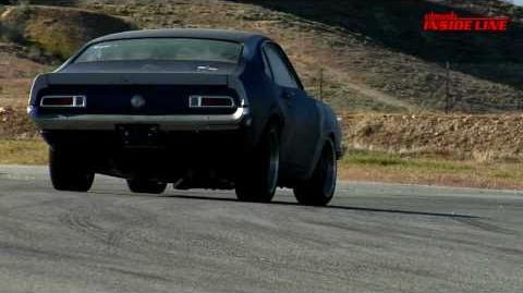 Driving the 1971 Ford Maverick From Fast Five