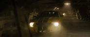 Ford Mustang GT Tjaarda - Mexico Border Tunnel