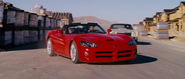 Dodge Viper SRT-10 - Side View (Tokyo Drift)